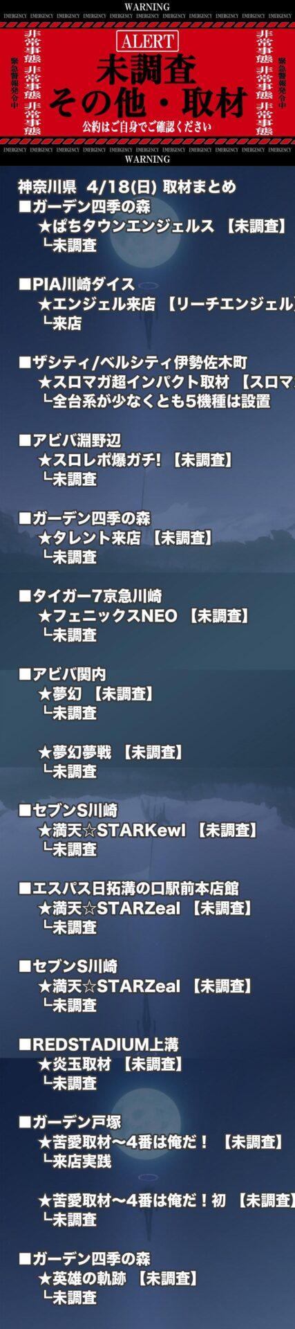 神奈川県_2021-04-18_未調査_パチンコ・パチスロ