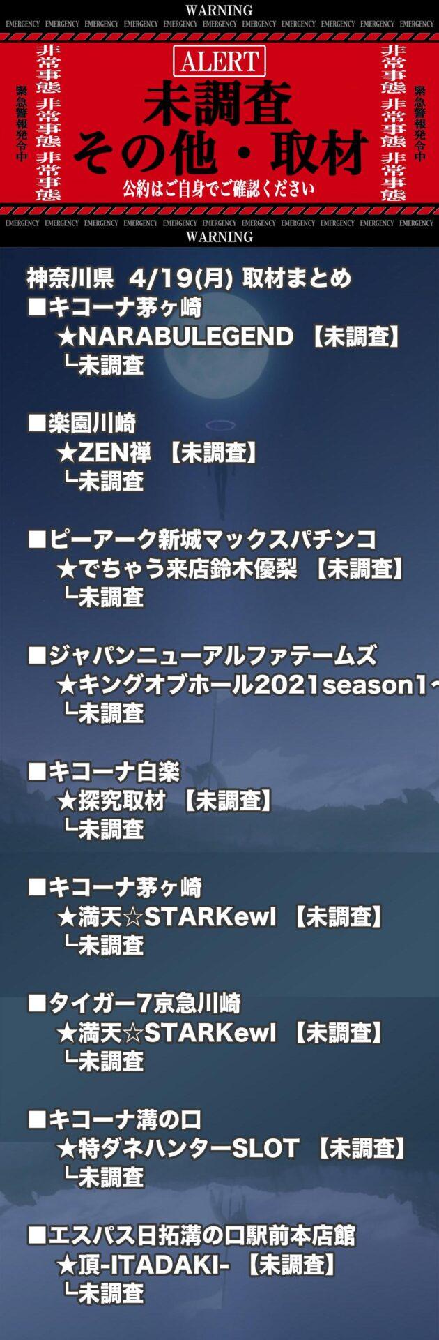 神奈川県_2021-04-19_未調査_パチンコ・パチスロ