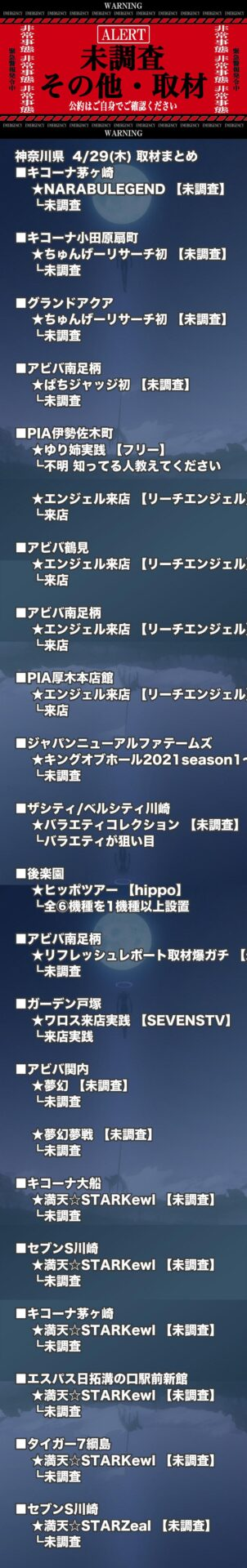 神奈川県_2021-04-29_未調査_パチンコ・パチスロ