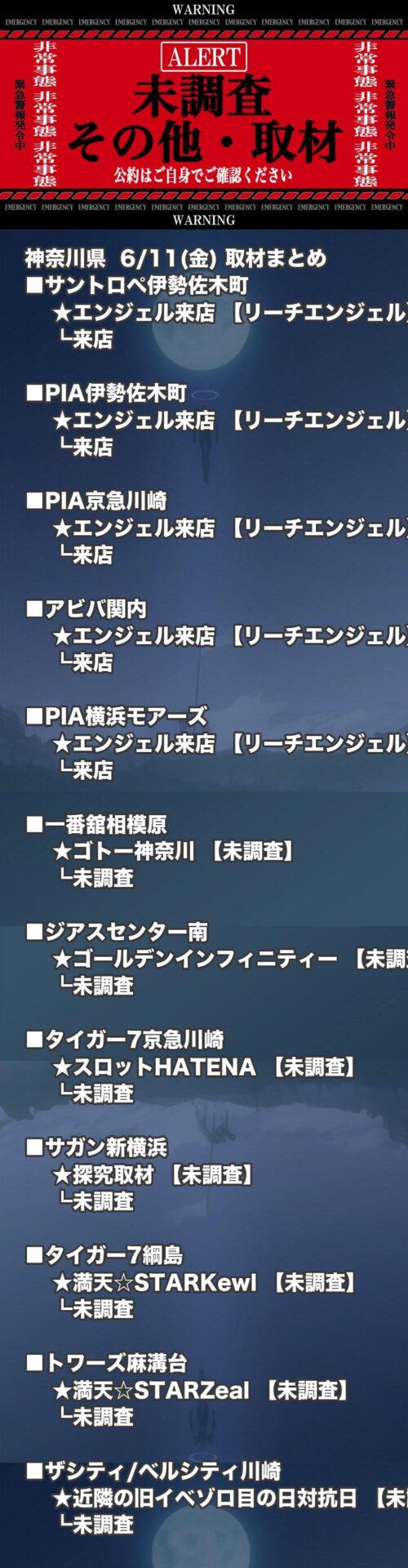神奈川県_2021-06-11_未調査_パチンコ・パチスロ