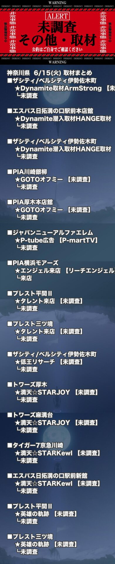 神奈川県_2021-06-15_未調査_パチンコ・パチスロ