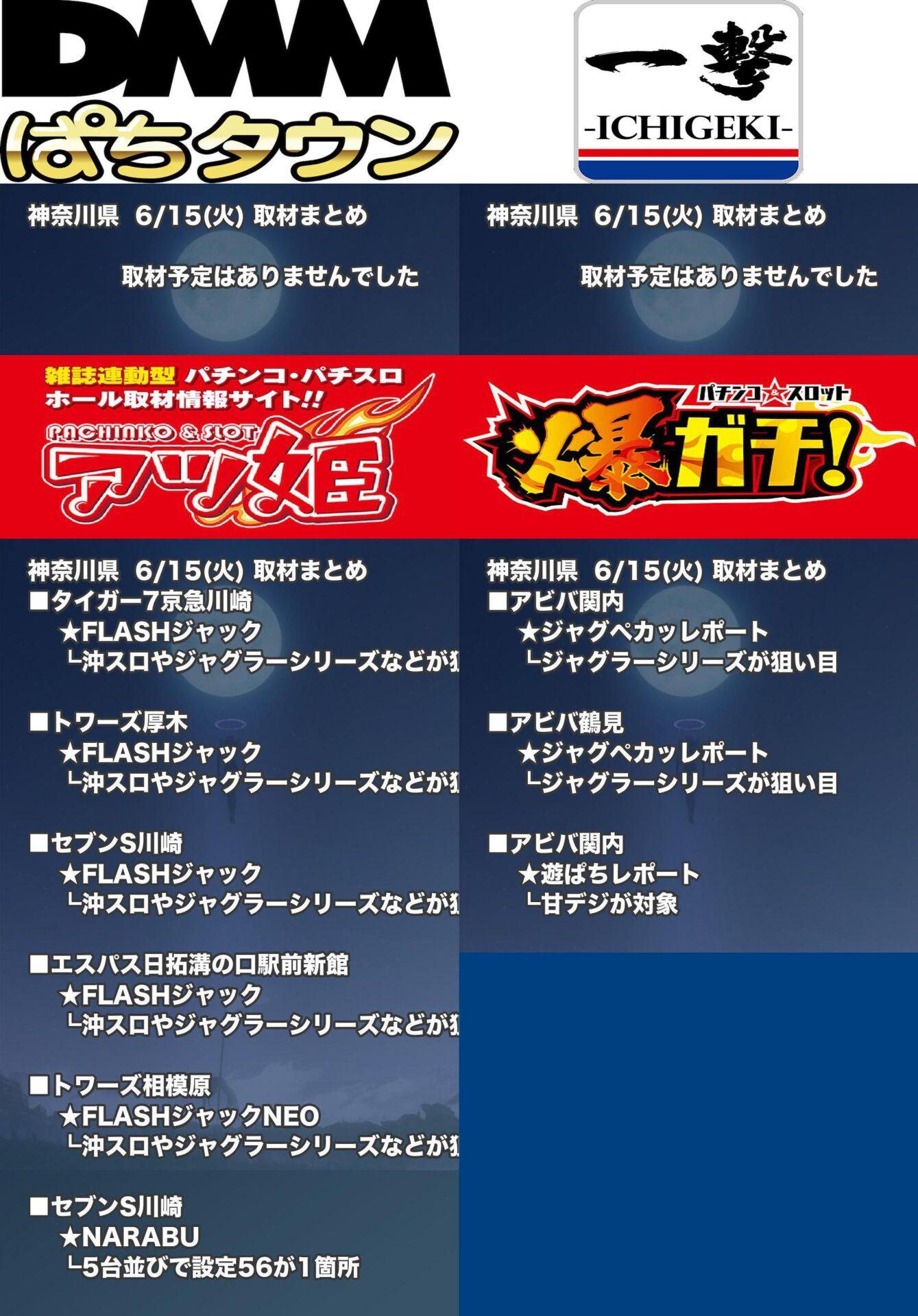 神奈川県_2021-06-15_パチンコ・パチスロ_イベント