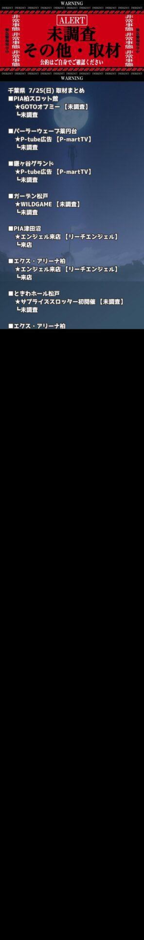 千葉県_2021-07-25_未調査_パチンコ・パチスロ