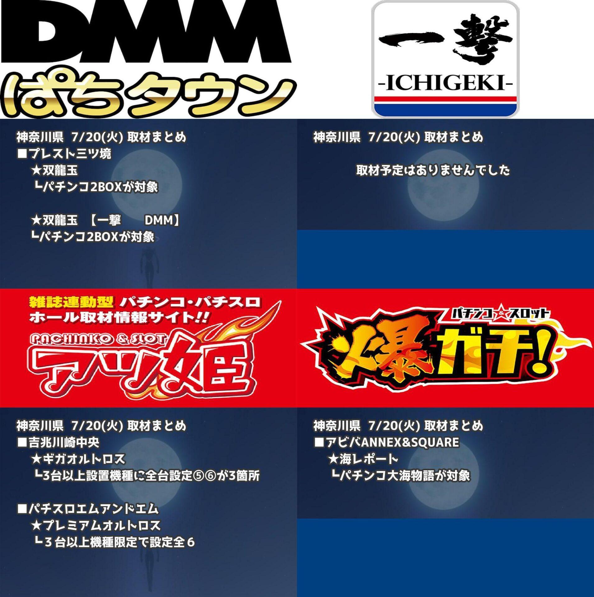 神奈川県_2021-07-20_パチンコ・パチスロ_イベント