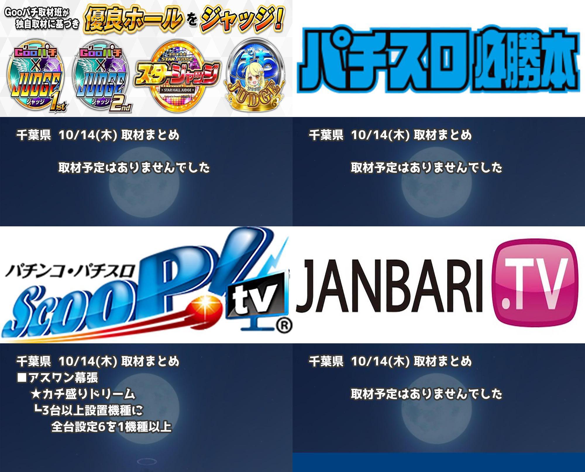 千葉県_2021-10-14_パチンコ・パチスロ_イベント
